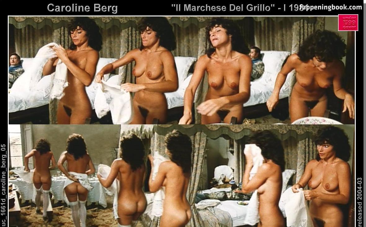 Nackt  Caroline Berg Free caroline