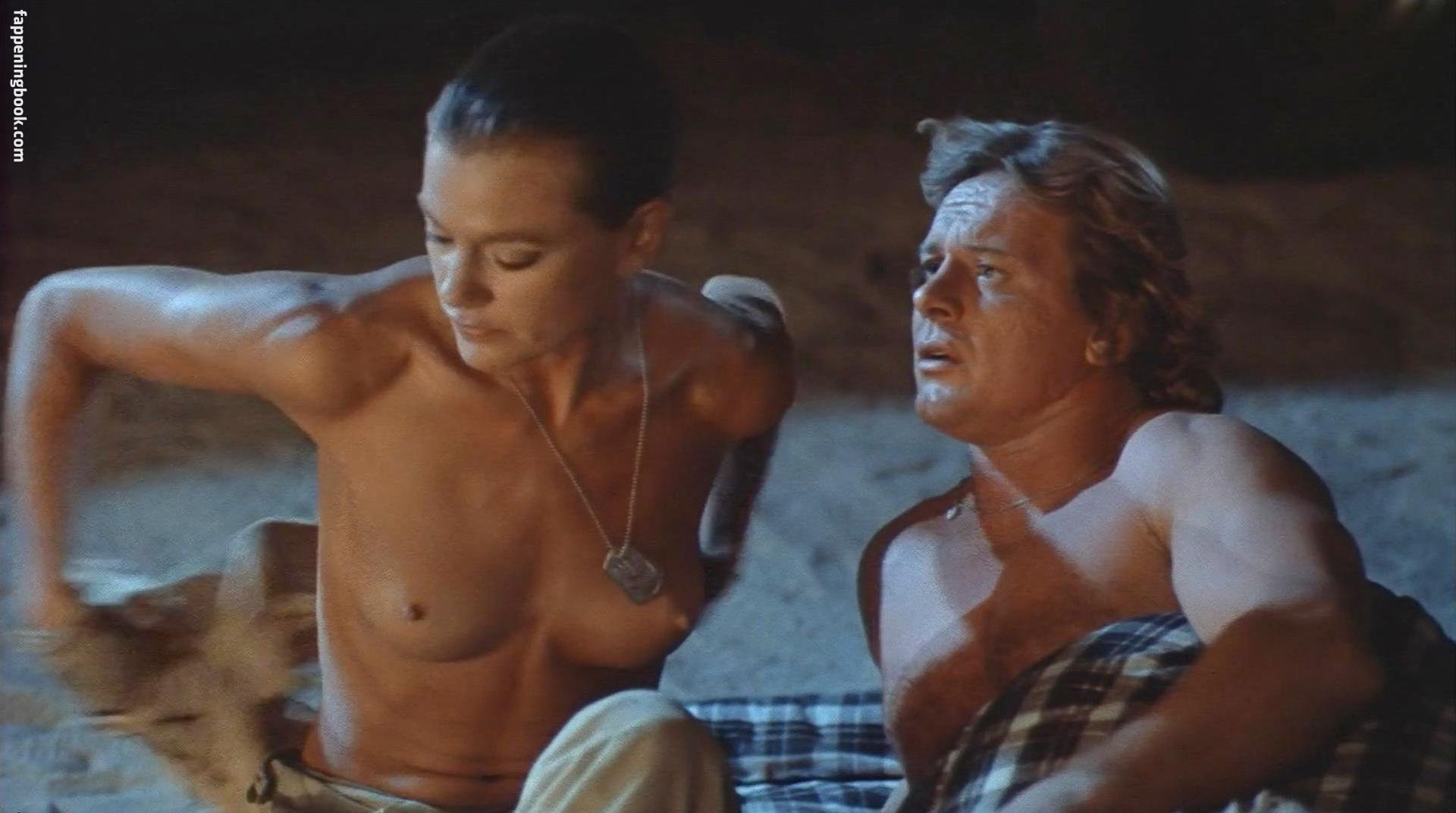 Nackt  Pamela Hensley Vintage nude