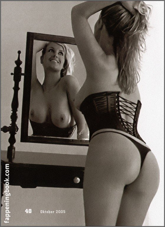 Nackt  Charlotte Engelhardt Charlotte Würdig
