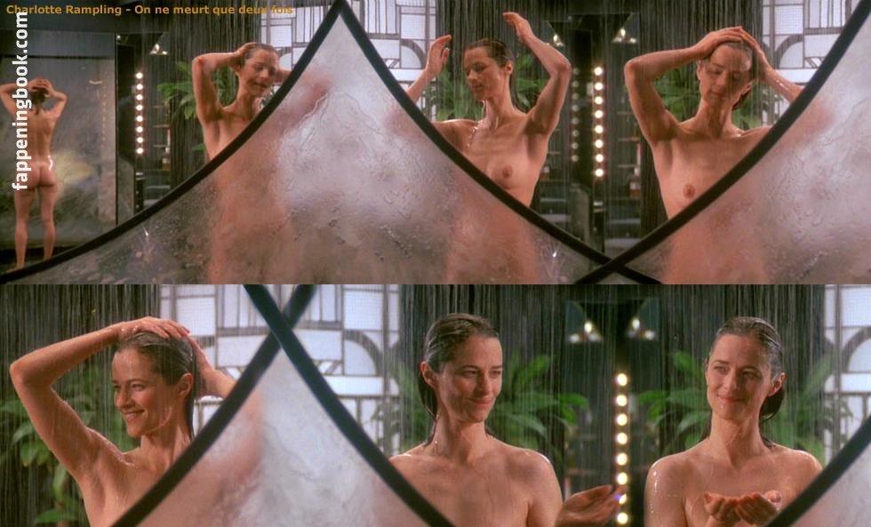 Charlotte Rampling  nackt