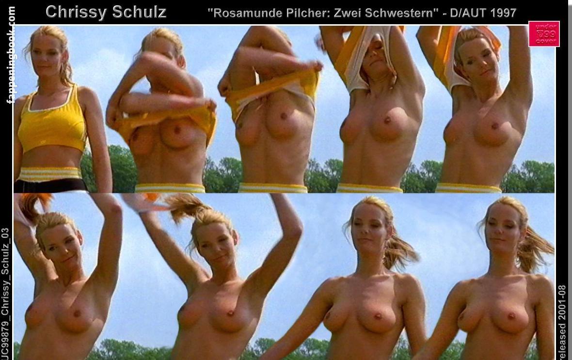 Amanda Ammann  nackt
