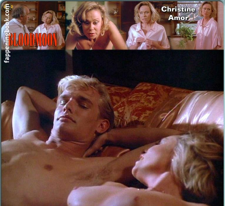 Amor  nackt Christine ⓘ Christine