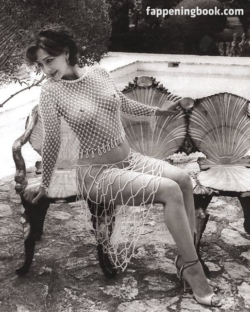 Christine Kaufmann Nude