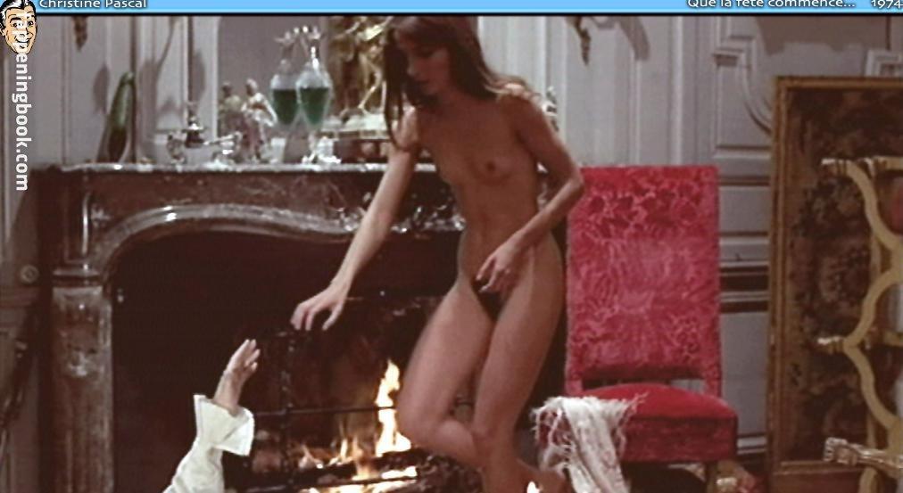 Monika Steffens  nackt