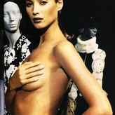 Nackt  Christy Turlington 41 Hottest