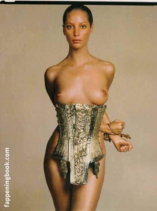 Christy Brown  nackt