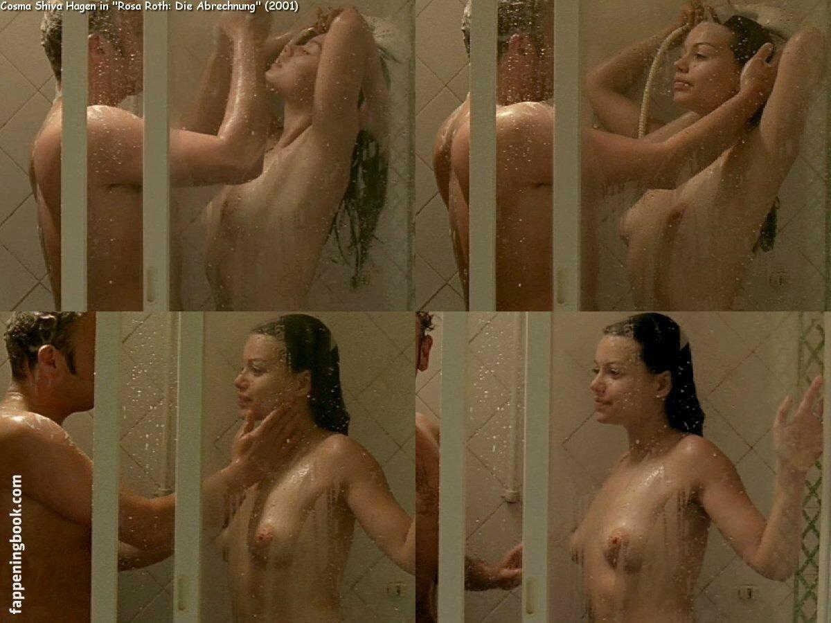 Sandy Lakdar  nackt