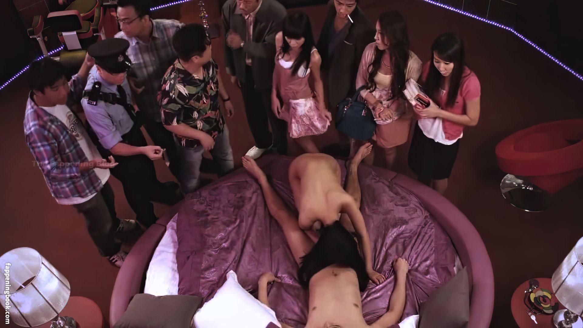Daniella Wang Nude
