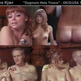 Kjaer nackt Diana  Beste Lady