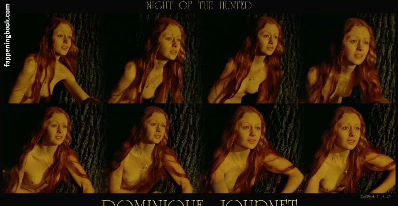 Dominique Journet Nude