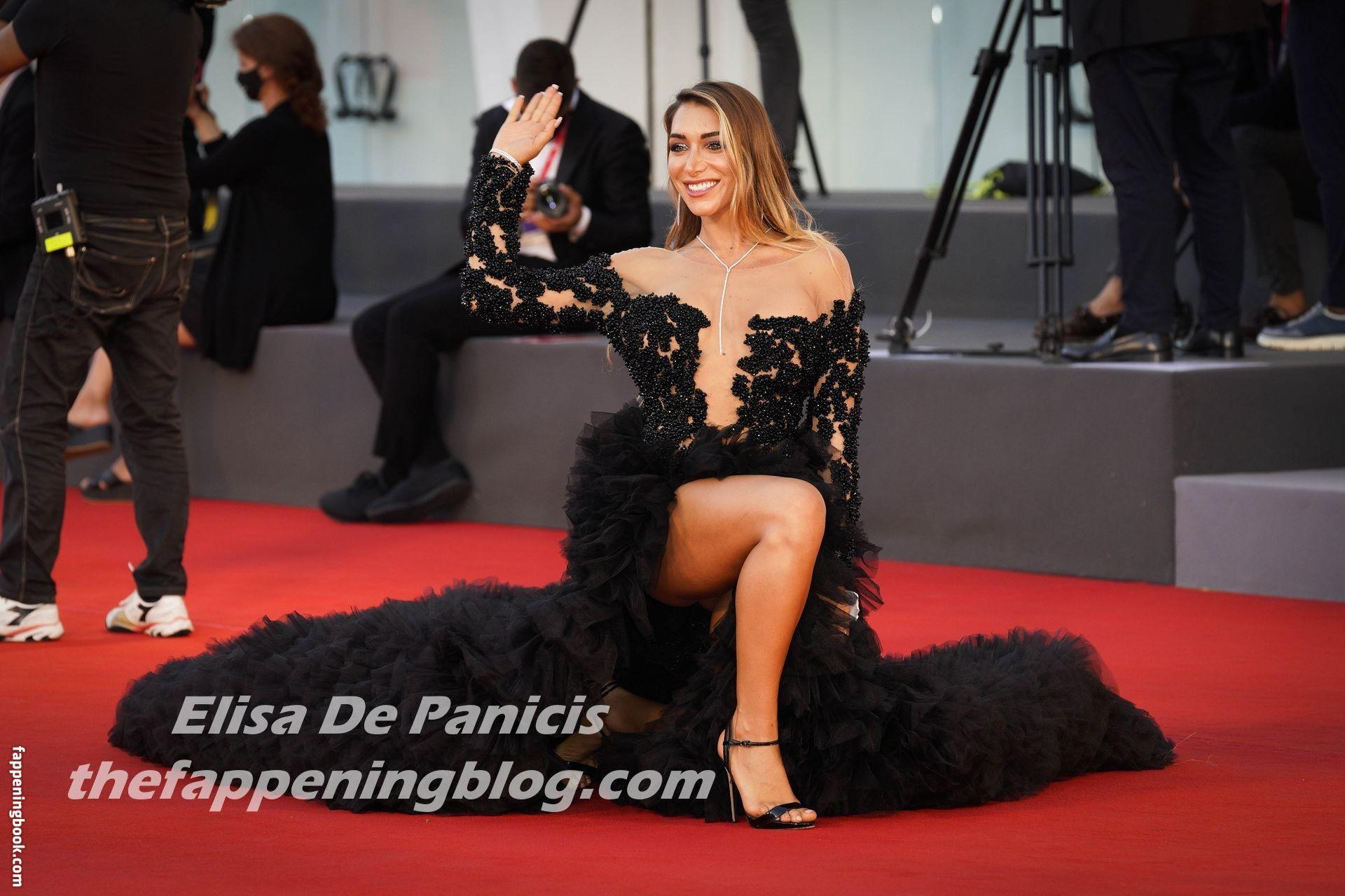 Elisa De Panicis Nude