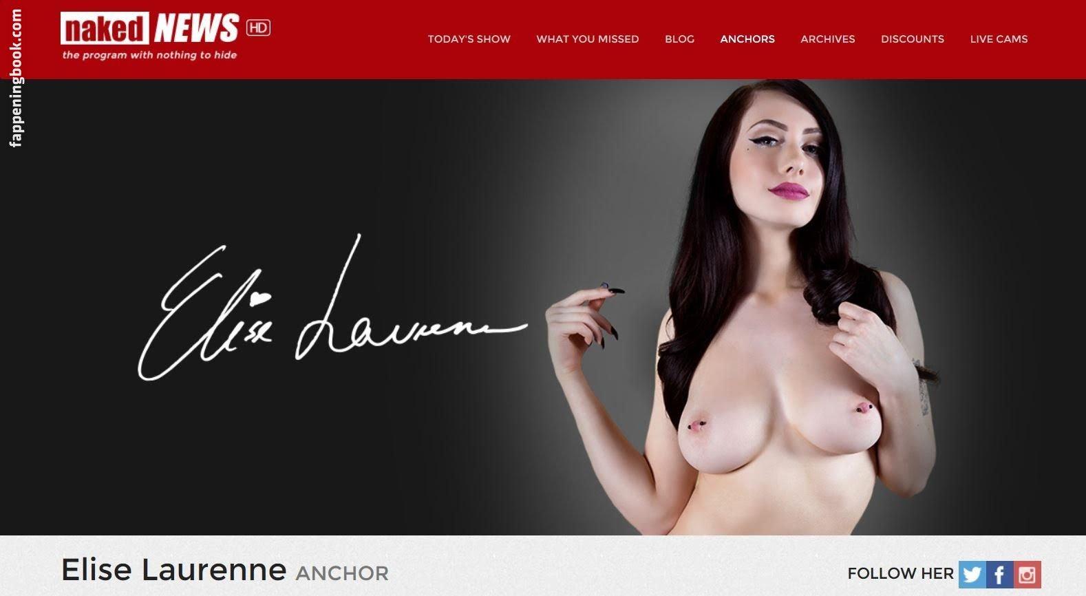 Elise Laurenne Nude
