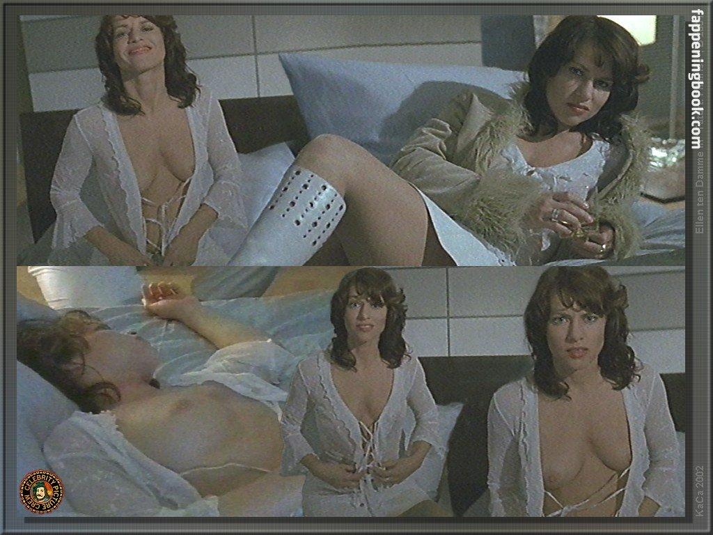 Catherine Castel  nackt