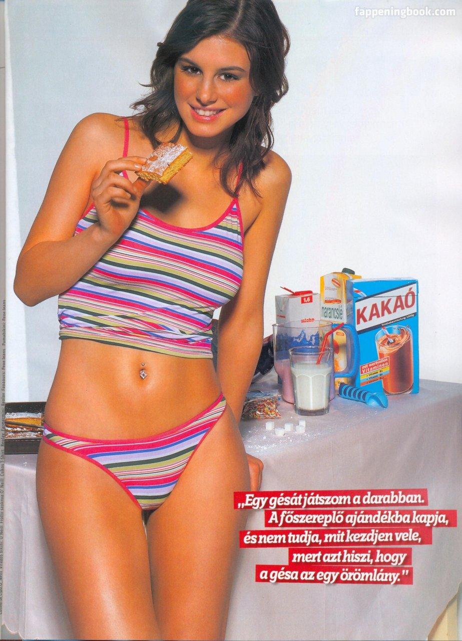 Erika Szabo Nude