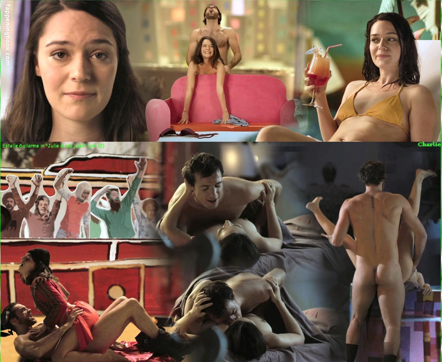 Julie Estelle Nude