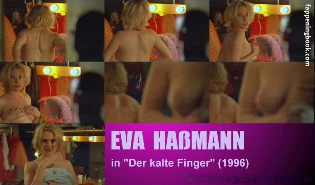 Eva Haßmann Nude
