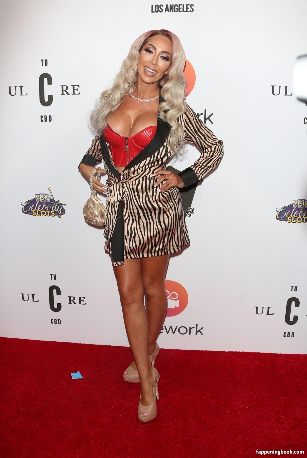 Celebrity Farrah Abraham Nude Photos Leaked Images