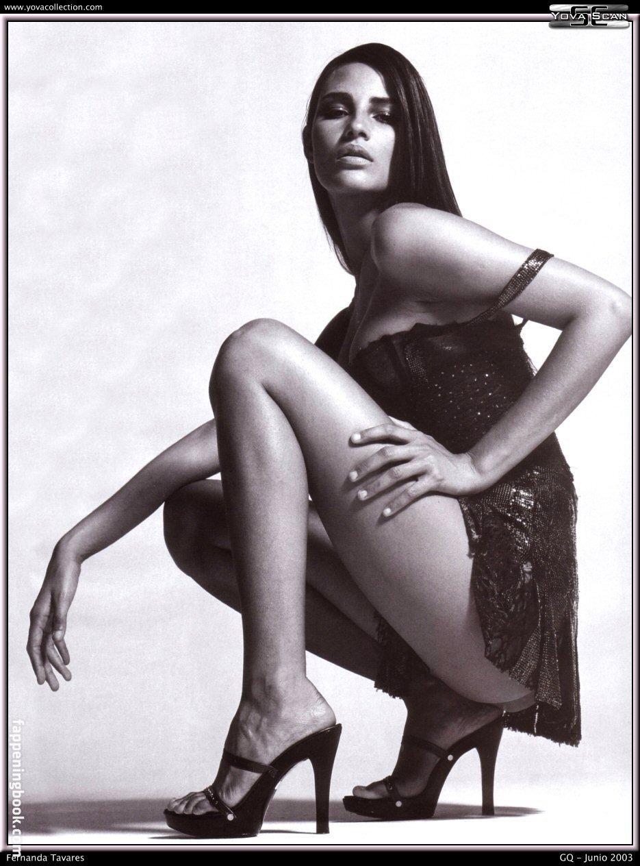 Fernanda Tavares  nackt