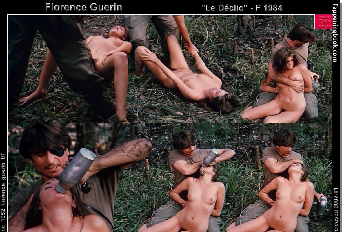 Nackt Florence Guérin  Florence Guerin