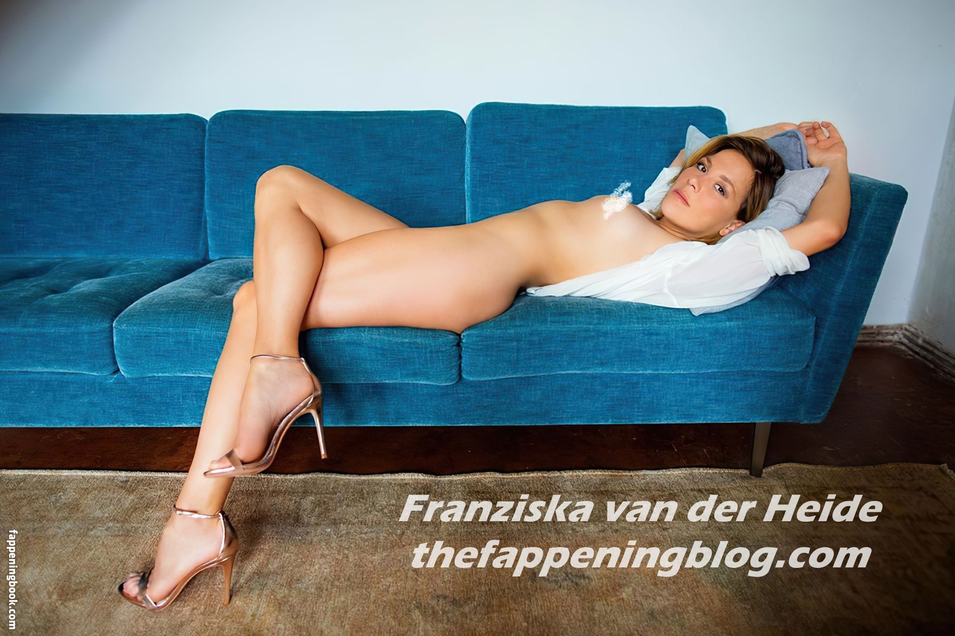 Heide  van der nackt Franziska Franziska van
