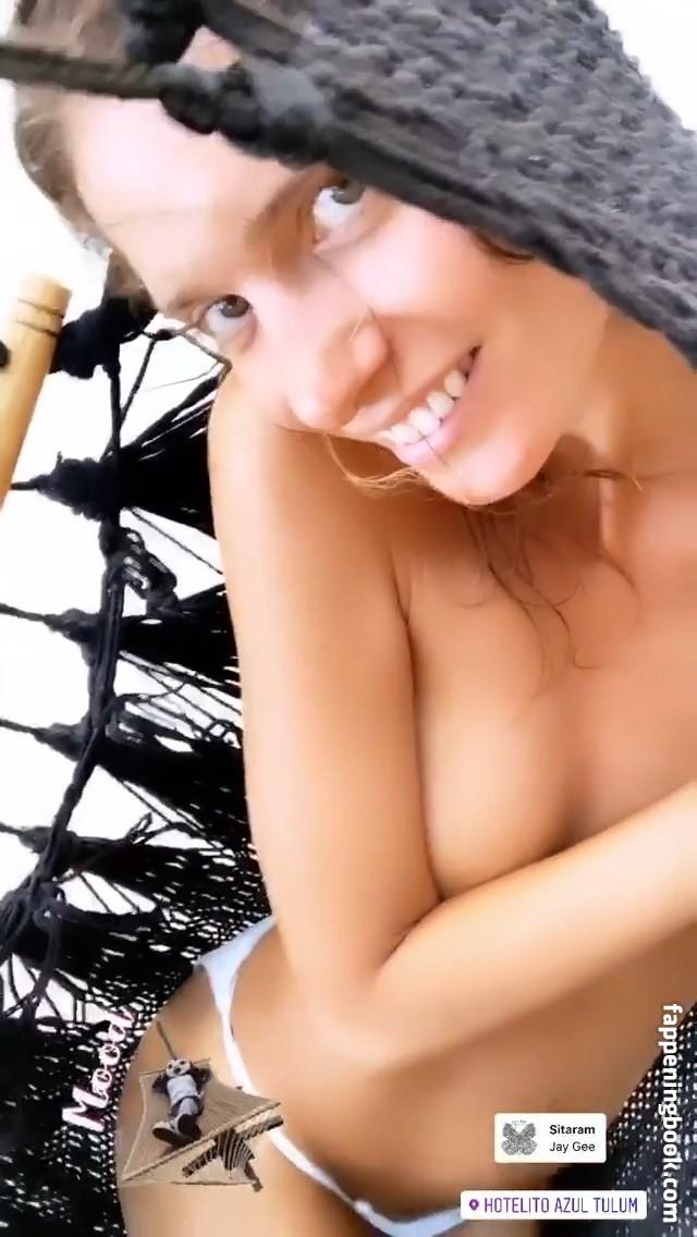 Nackt Heide Richter  Heidi Klum:
