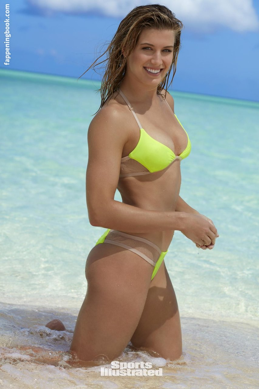 Eugenie Bouchard nude in Sports Illustrated 2018 Unrated