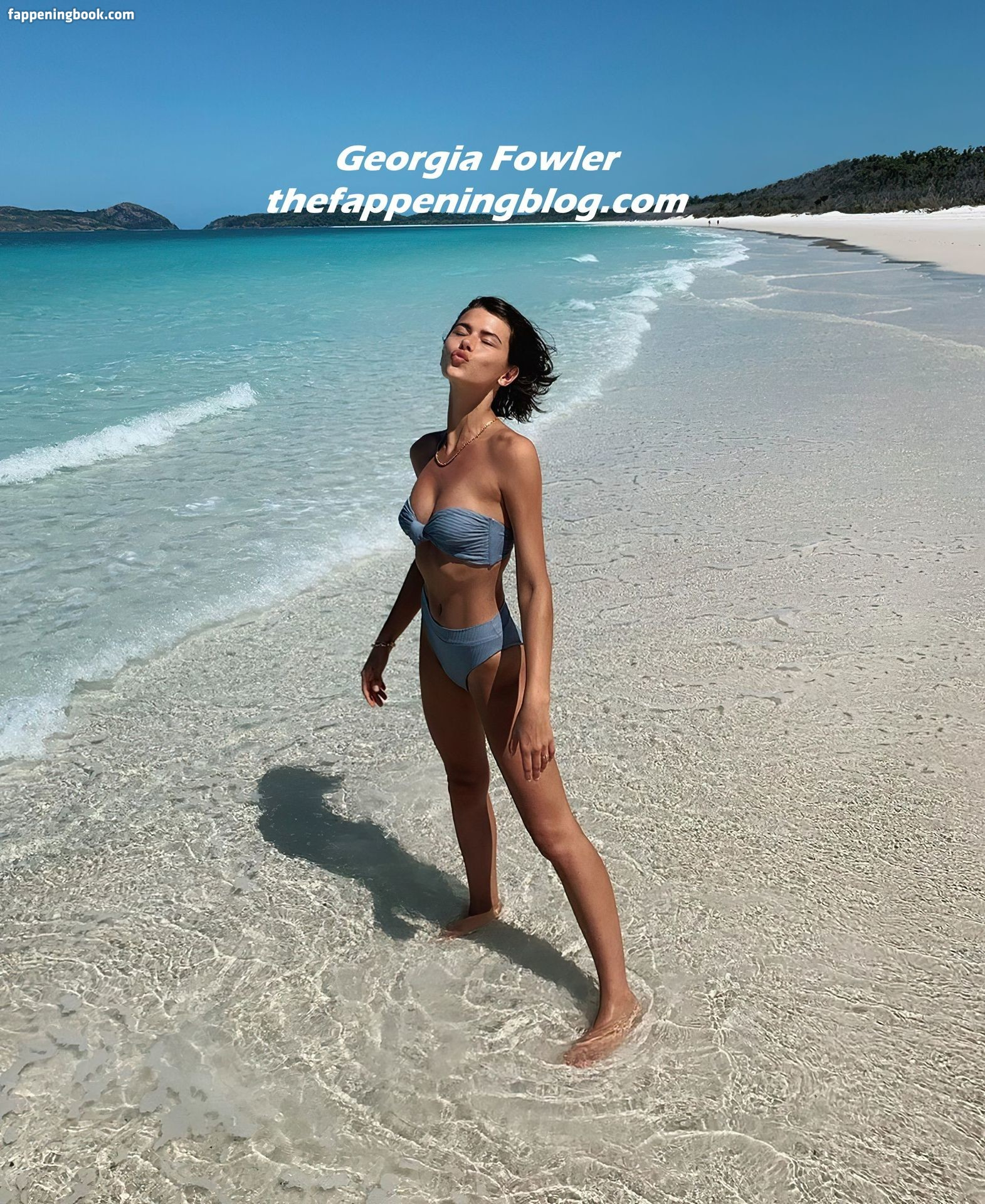 Georgia Fowler Nude, Sexy, The Fappening, Uncensored