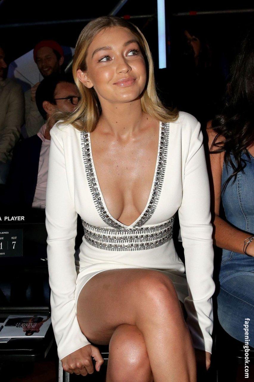 Gigi Hadid Nude, Sexy, The Fappening, Uncensored - Photo