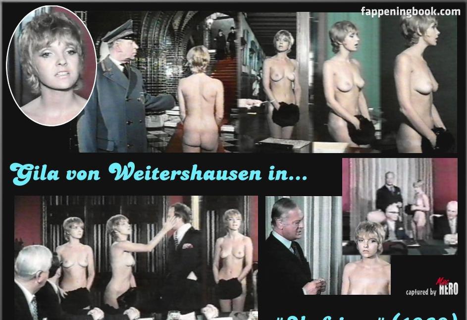 Weitershausen gila nude von Gila von