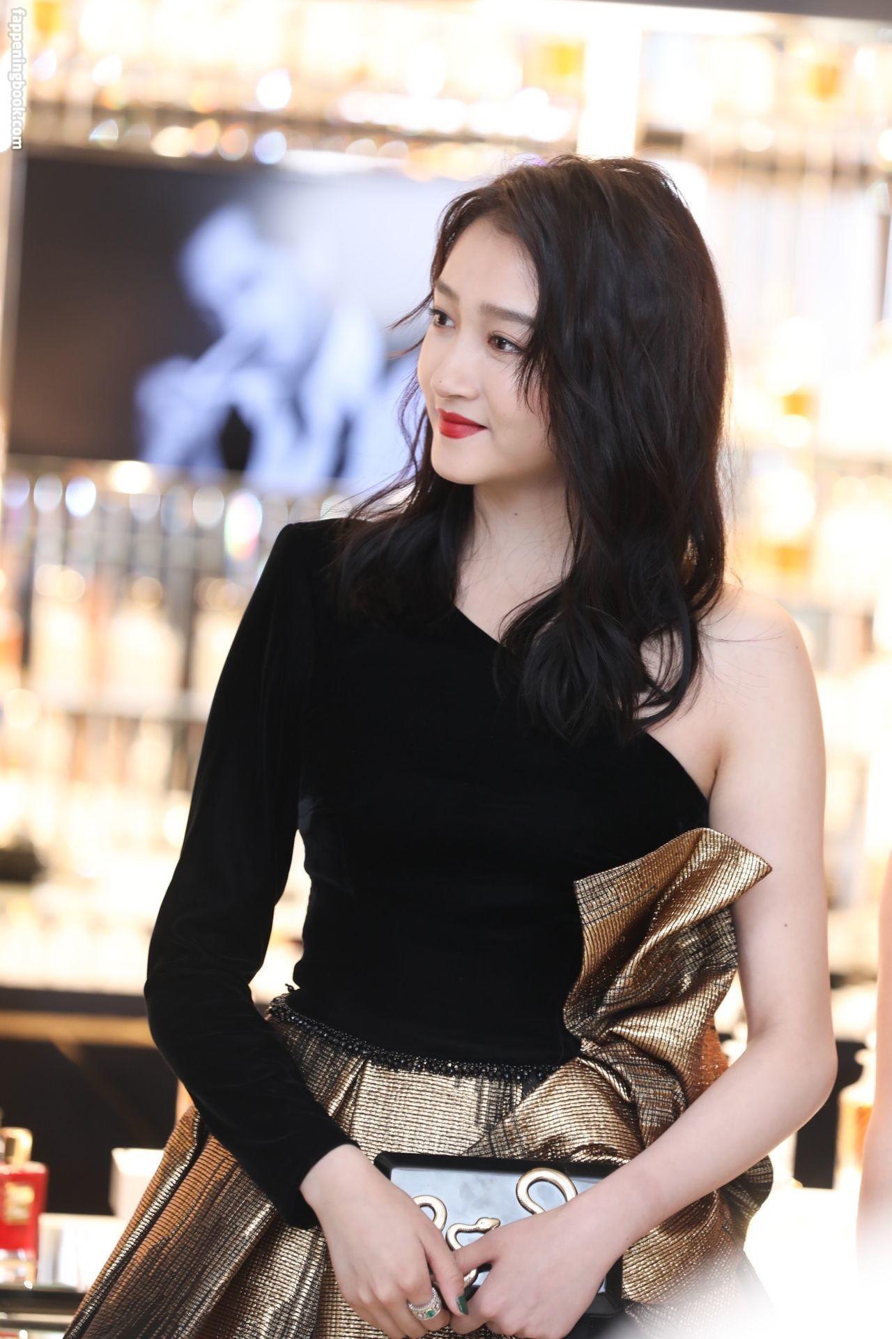 Nackt Guan Xiaotong  Guan Xiaotong