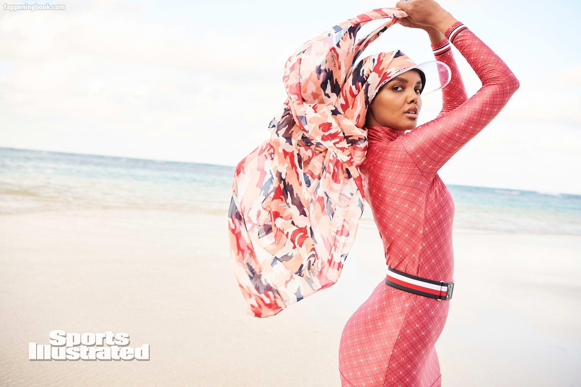 Aden  nackt Halima Model Halima