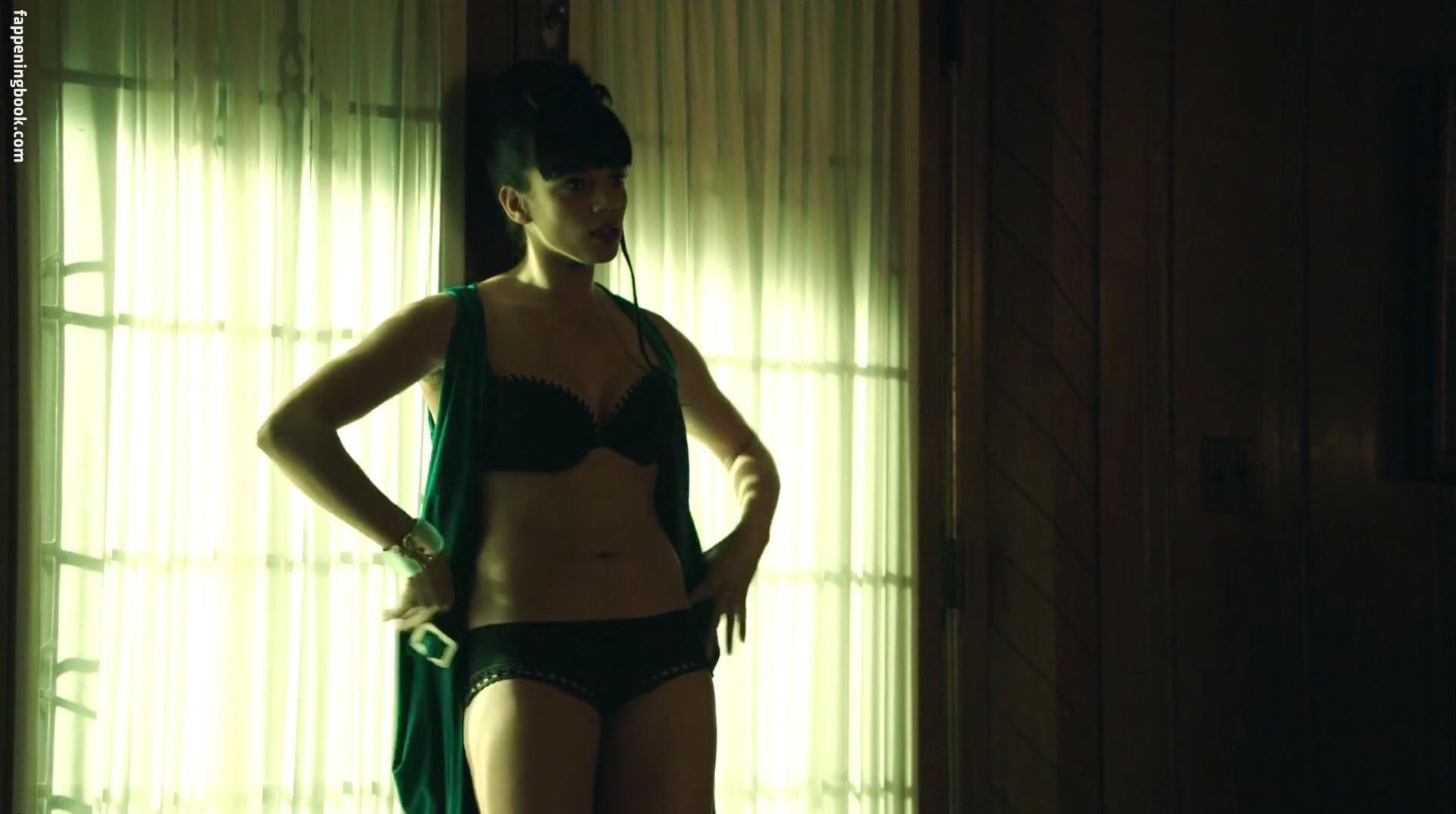 Hannah John-Kamen Nude, Sexy, The Fappening, Uncensored