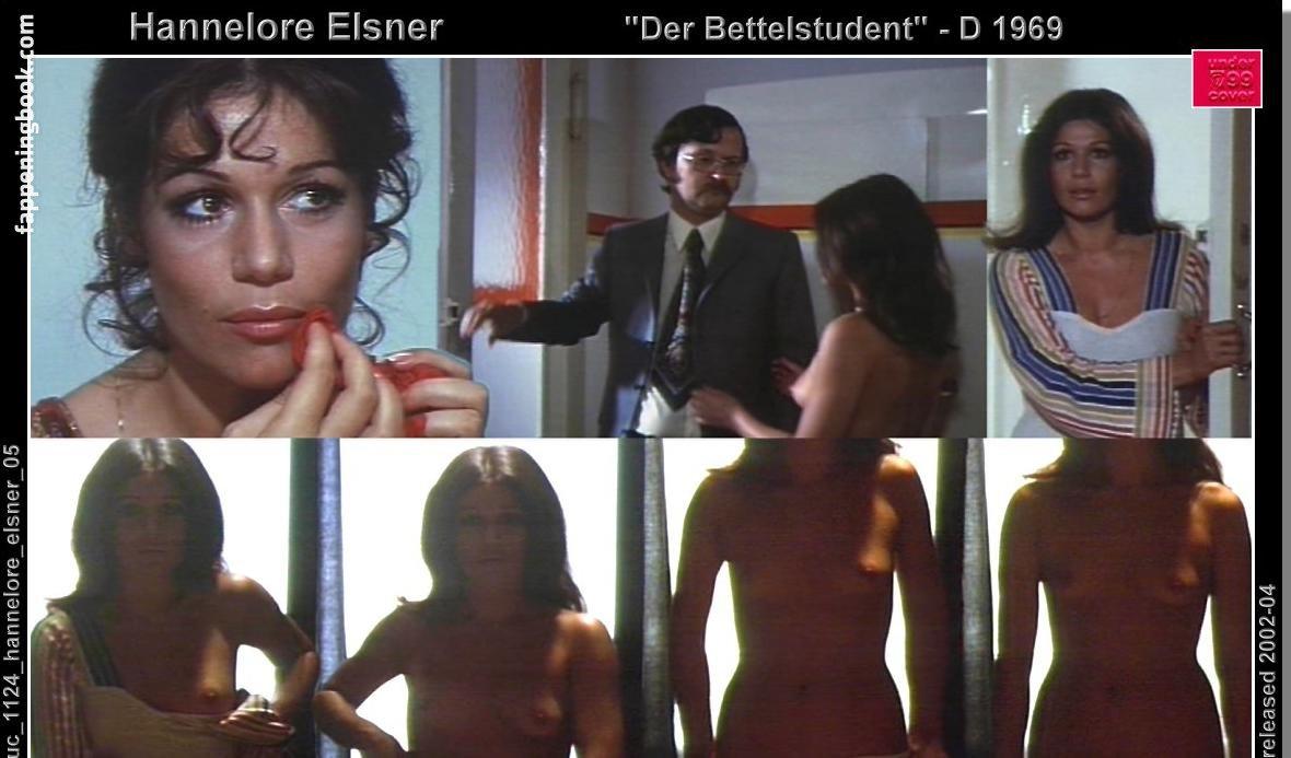 Nackt  Hannelore Elsner Iris Berben