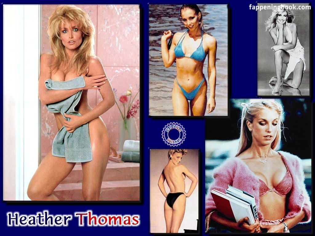 Heather thomas nude porn fake images