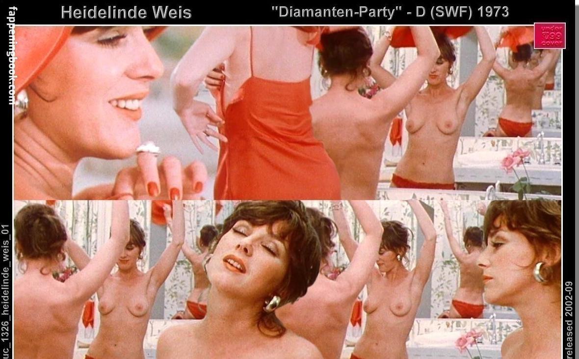 Heidelinde Weis Nude