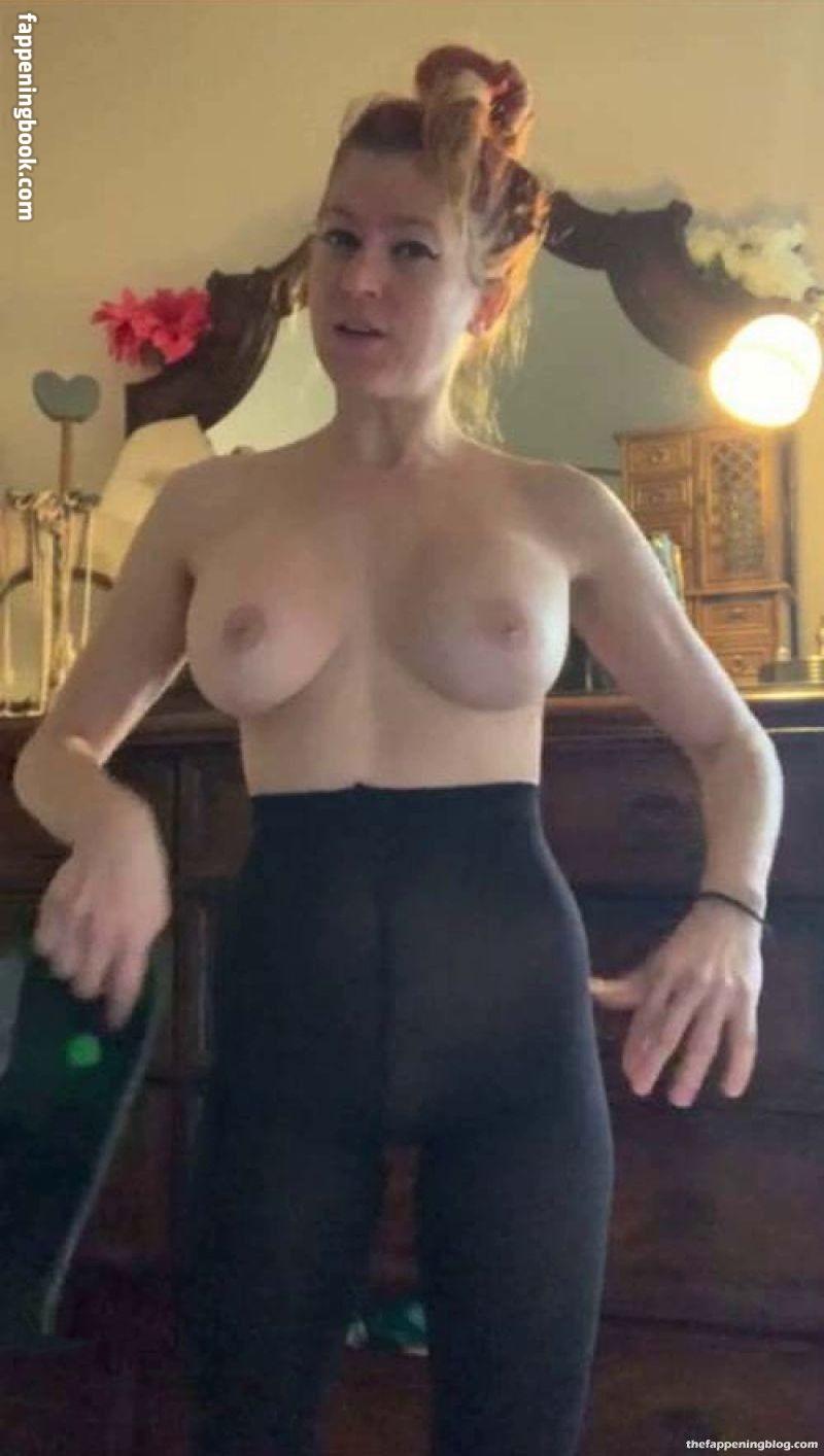 Heidi Lee Bocanegra Nude