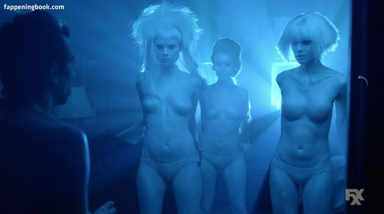 Heidy De La Rosa Nude