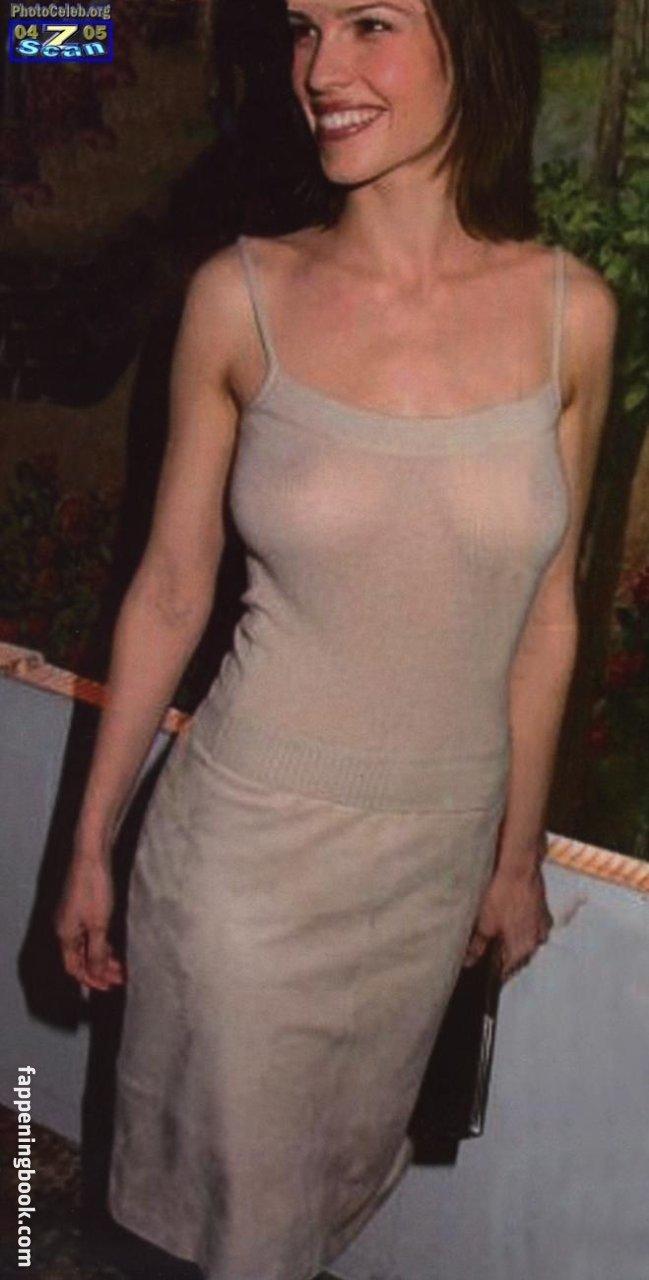 Nackt Hilary Swank  Hilary Swank