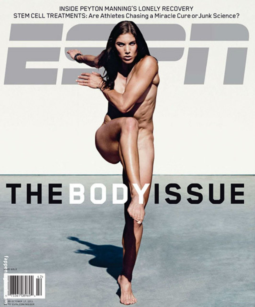 The hope fappening solo Hope Solo