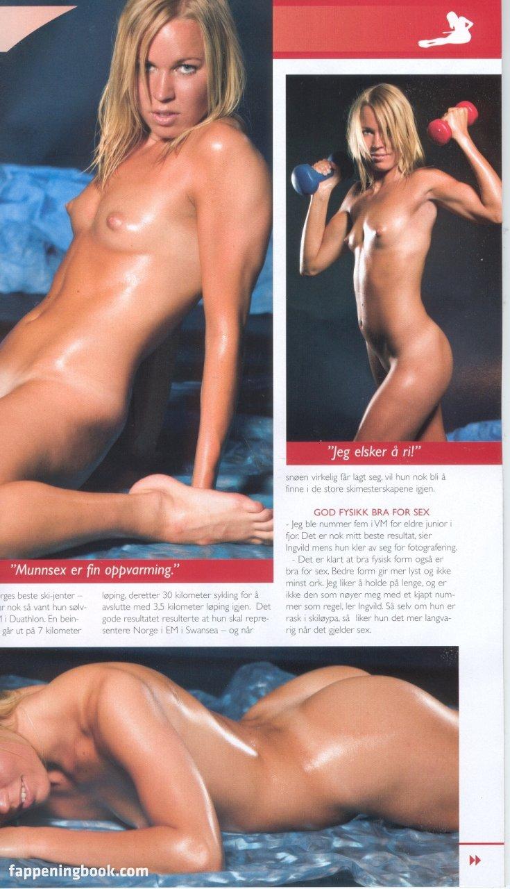 Nude ingvild engesland Norwegian Porn