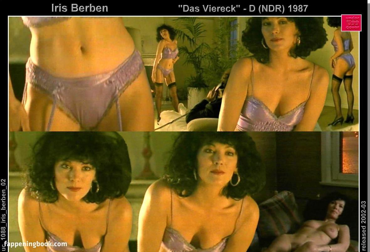 Berben nude iris Iris Berben