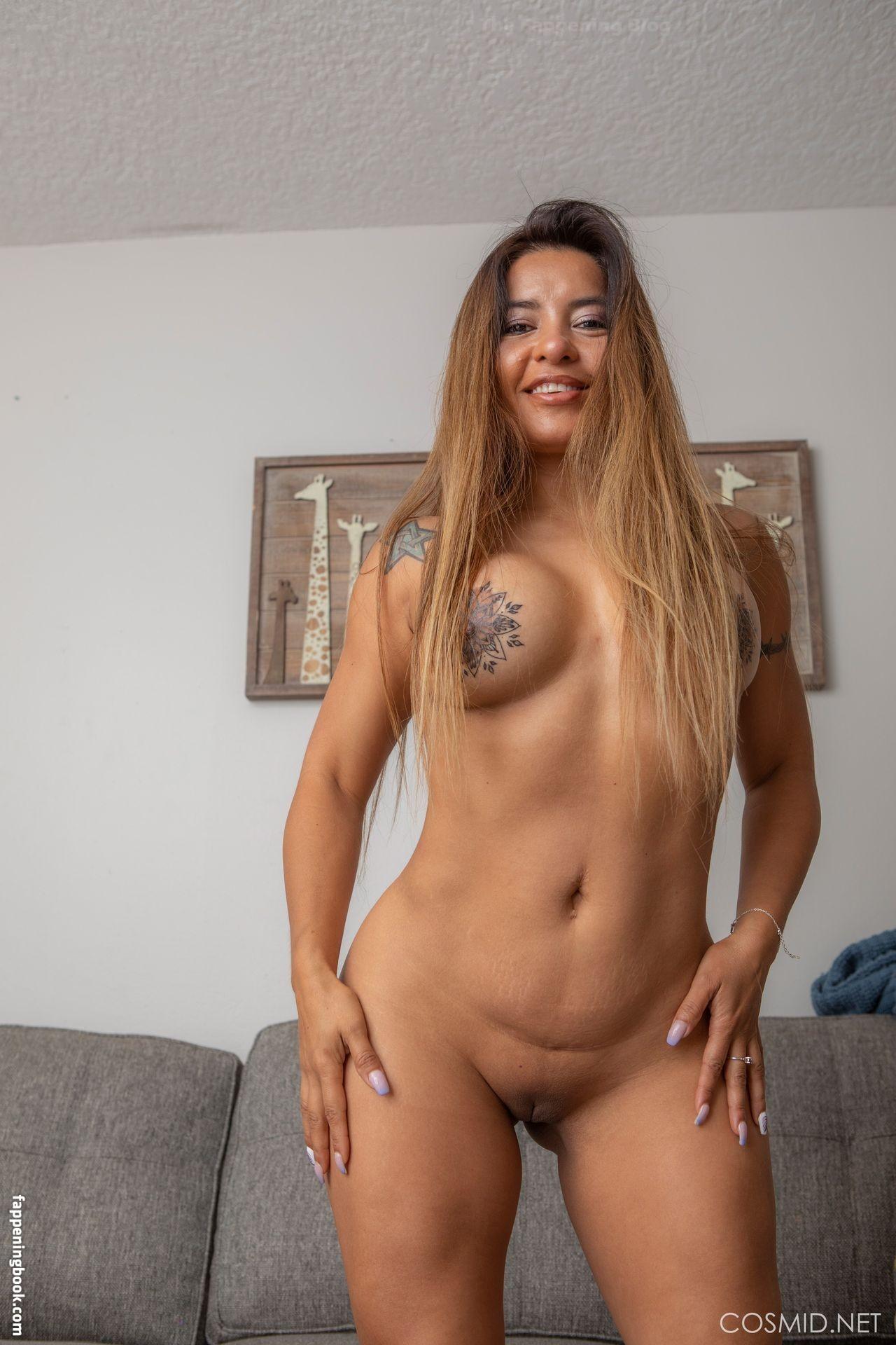 nackt Blanca Isabella Cosmid
