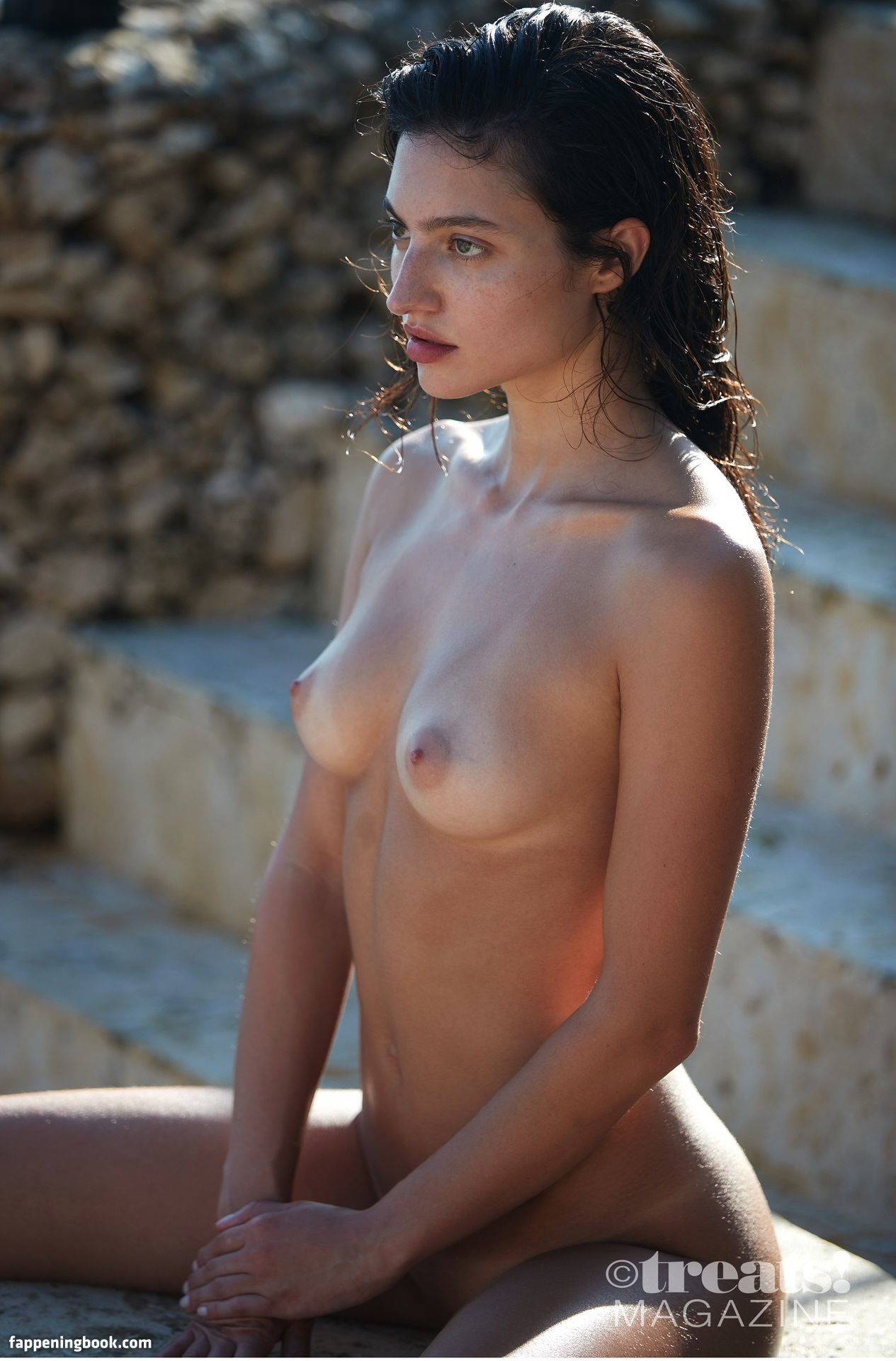 Charlie Marie Dupont  nackt