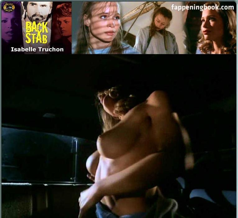Isabelle Truchon  nackt