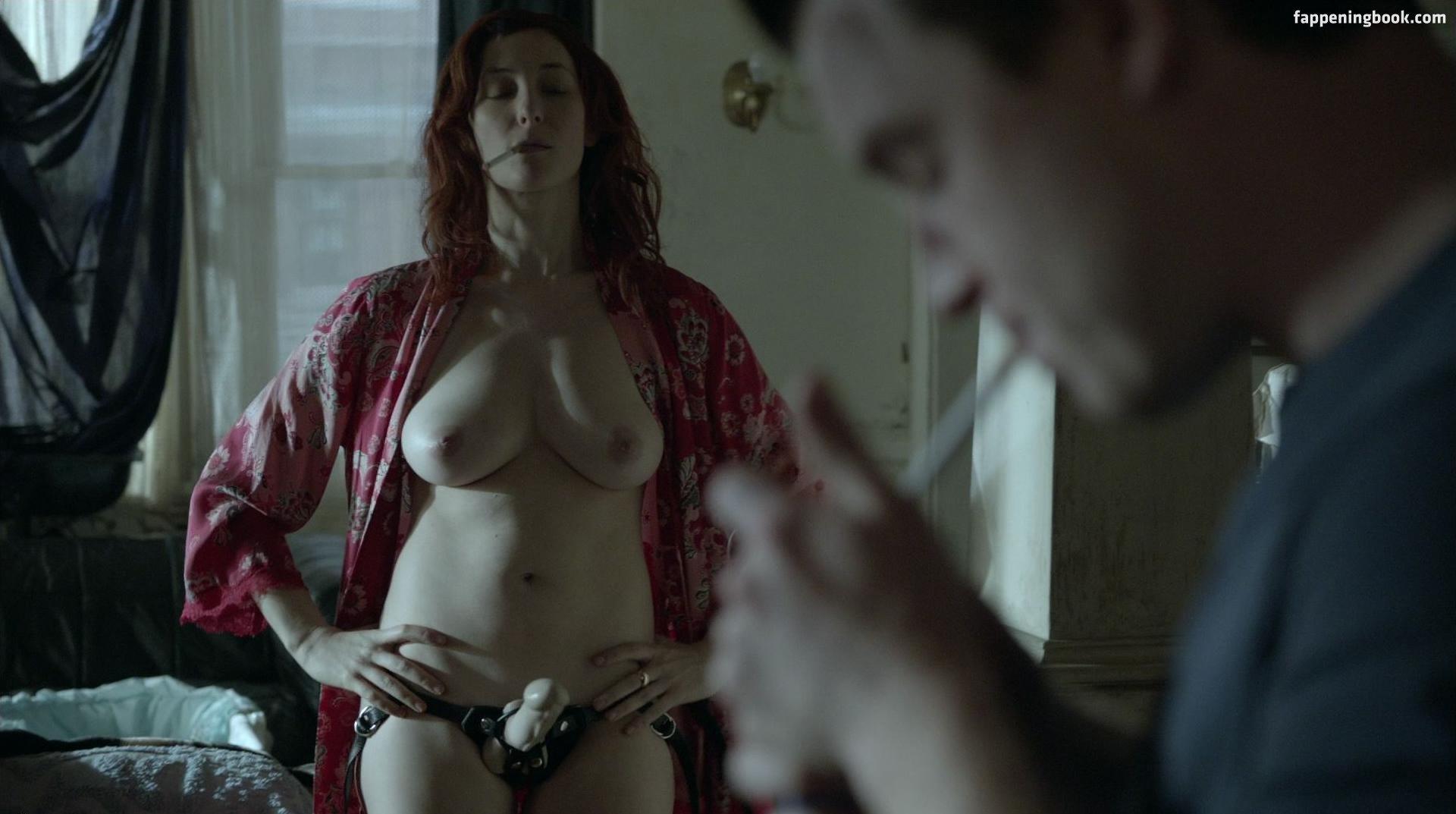 Nicole Rodenburg  nackt