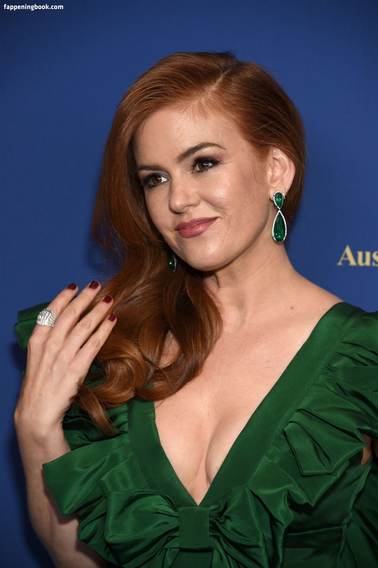 Isla Fisher Nude, Sexy, The Fappening, Uncensored - Photo