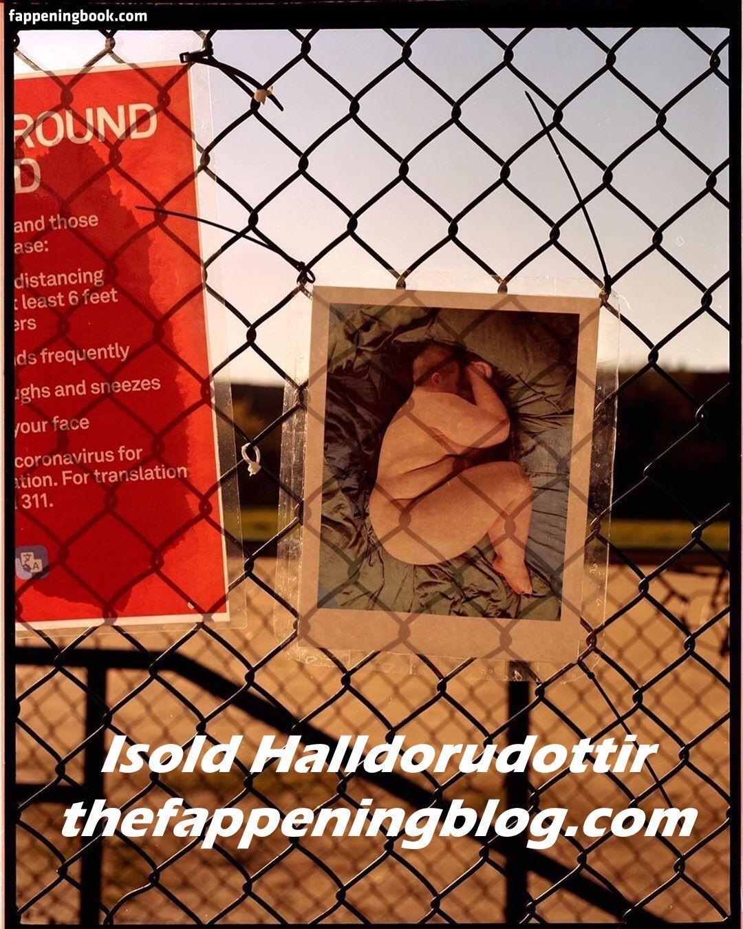 Isold nackt Halldorudottir How this