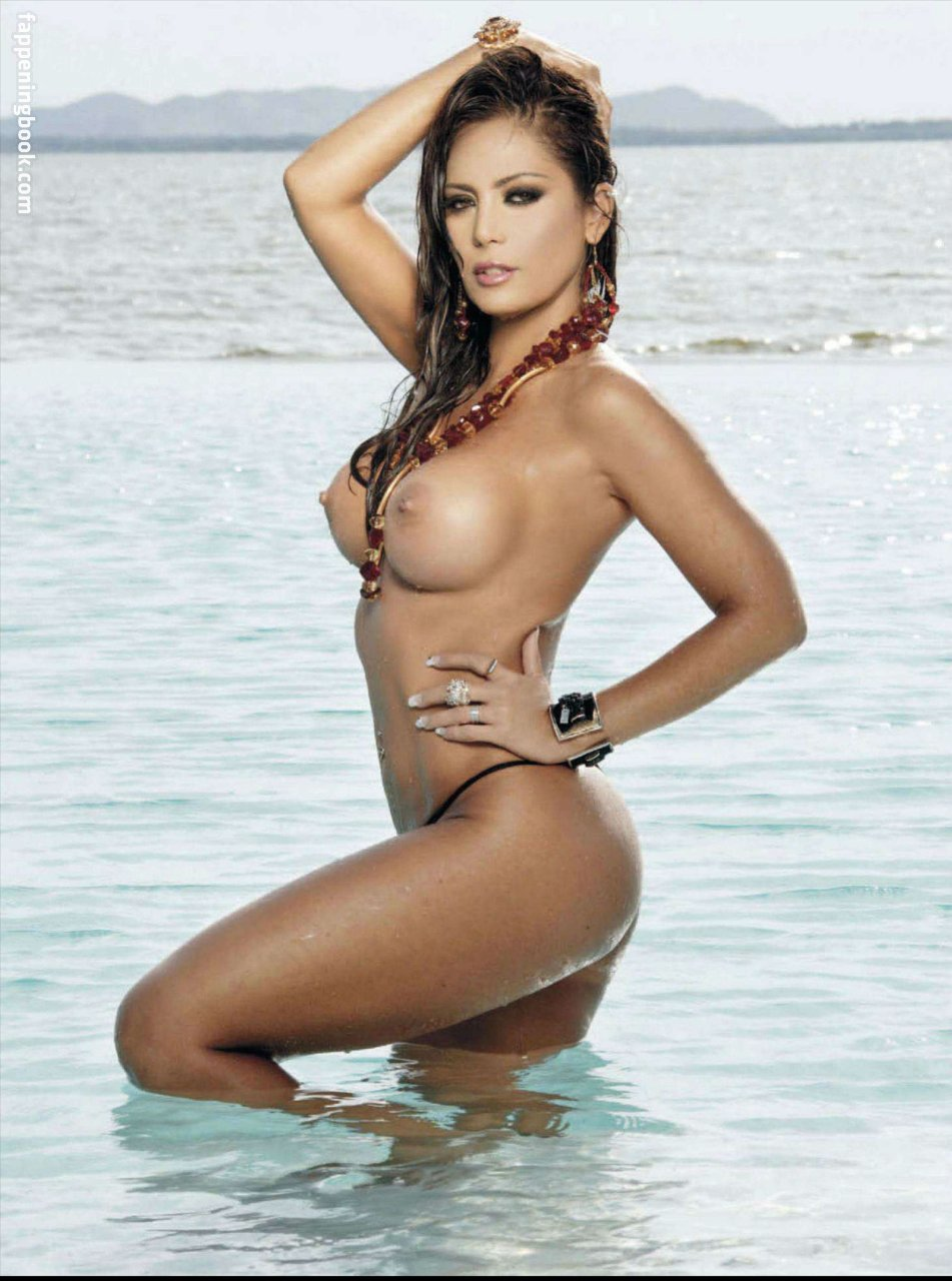 Ninel Conde Nude, Topless Pictures, Playboy Photos, Sex Scene Uncensored