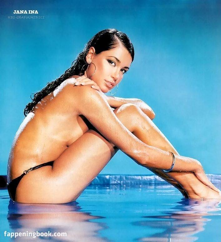 Jana Ina Zarrella Nude