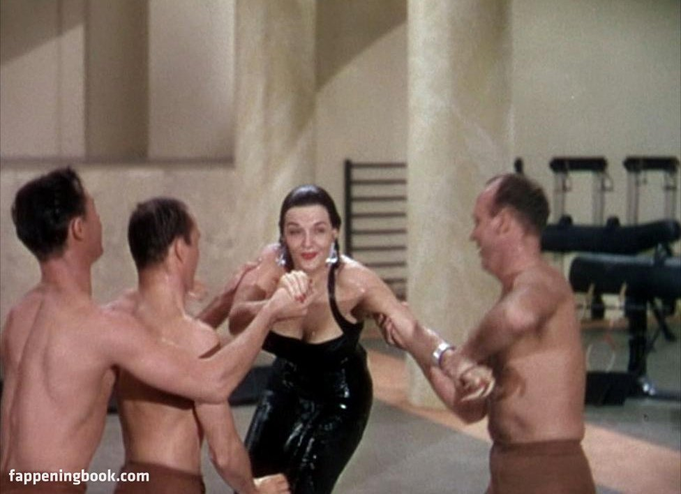Jane Russell  nackt